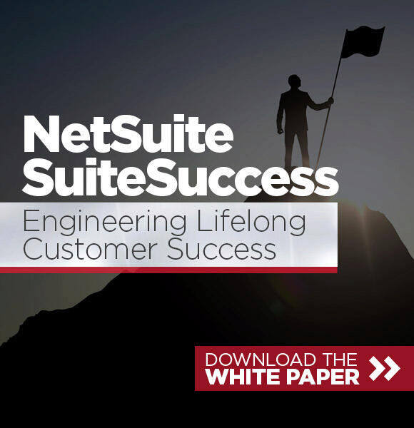Learn More About NetSuite SuiteSuccess